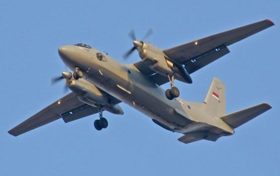 Latvijas robežas tuvumā manīta Krievijas bruņoto spēku lidmašīna