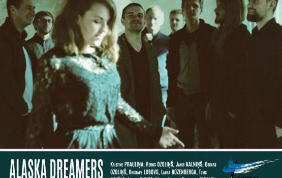 Alaska Dreamers koncertprogrammā Rise
