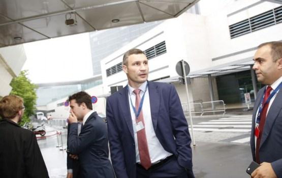 Ukrainas boksa leģenda Vladimirs Kļičko paziņo par karjeras beigšanu