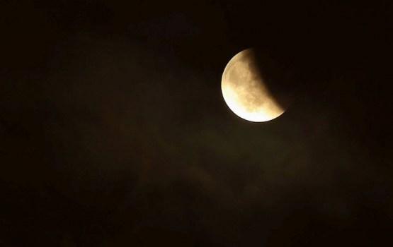 Latvijā būs vērojams daļējs Mēness aptumsums