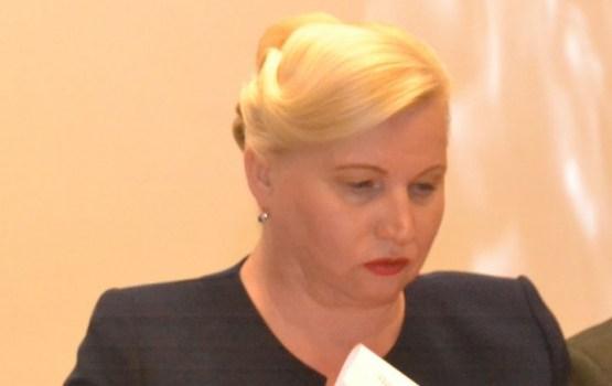 Par Latgales SEZ priekšsēdētāju ievēlēta L. Jankovska