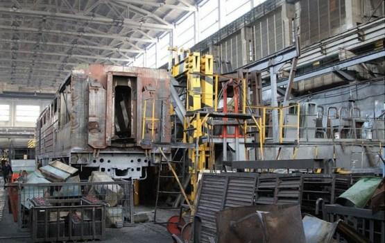 """""""Daugavpils lokomotīvju remonta rūpnīcas"""" akcionāri lems par aiziešanu no biržas"""