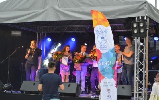 Daugavpils pašvaldība TOP 3  darbā ar jaunatnes lietām Latvijā
