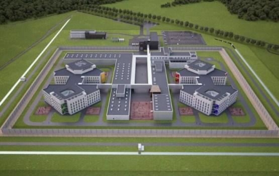 Nespējot atrast pietiekami lētus būvniekus, Liepājas cietuma celtniecība varētu ieilgt līdz 2023.gadam