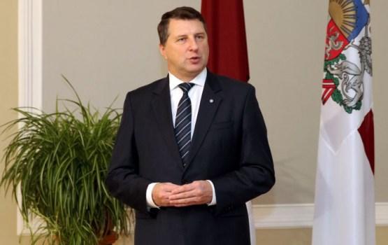 Vējonis: izglītoti cilvēki veido stipras Latvijas pamatus