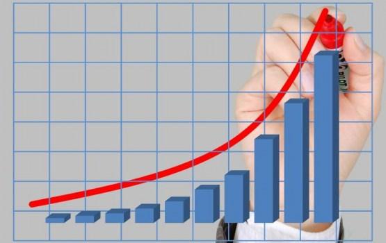 IKP otrajā ceturksnī palielinājies par 4,8% gada laikā