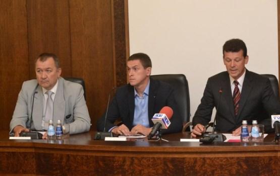 Par Daugavpils domes priekšsēdētāja otro vietnieku ievēl A. Zdanovski