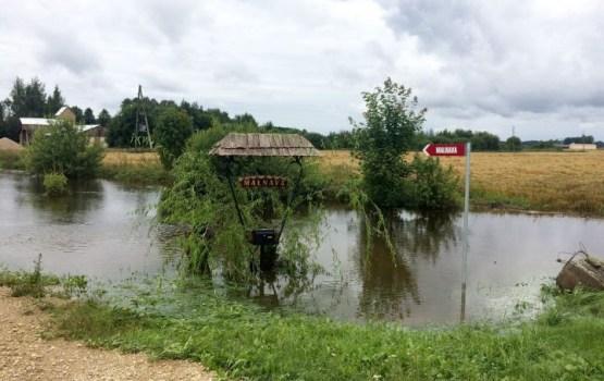 Plūdu radīto zaudējumu apmērs lauksaimniekiem varētu būt zināms oktobra otrajā pusē