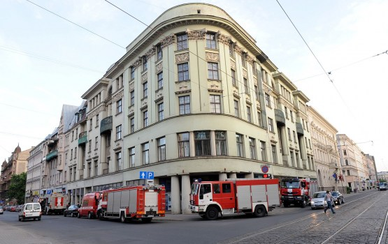 VNĪ par 1,9 miljoniem eiro izsolē pārdod bijušo Nacionālās bibliotēkas ēku