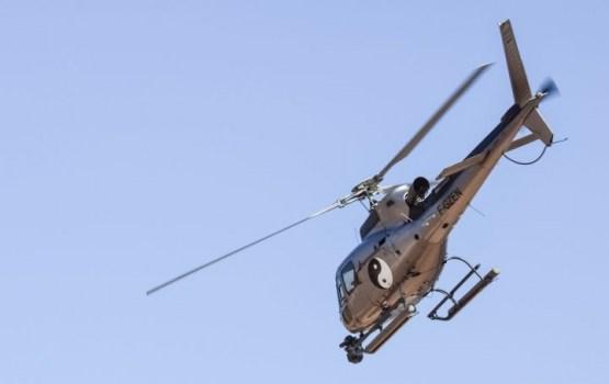 Rallija ''Liepāja'' laikā nogāžoties helikopteram, viens cilvēks gājis bojā un trīs cietuši