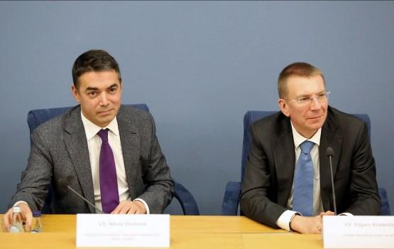 Rinkēvičs: Latvijas un ES interesēs ir stabils Rietumbalkānu reģions