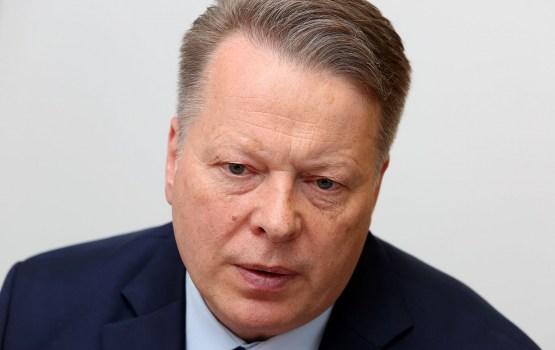 No amata gāž Baldones novada domes priekšsēdētāju Požarnovu