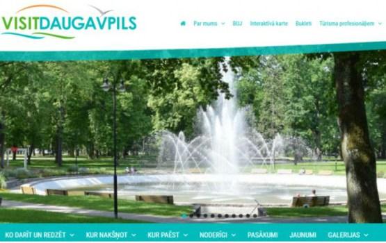 Darbu sācis atjaunotais Daugavpils tūrisma portāls