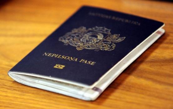 Ceļošanai vairs nav derīgas Latvijas pilsoņu pases ar derīguma termiņu uz 50 gadiem