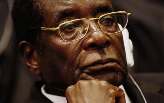 Mugabe atkāpies no Zimbabves prezidenta amata