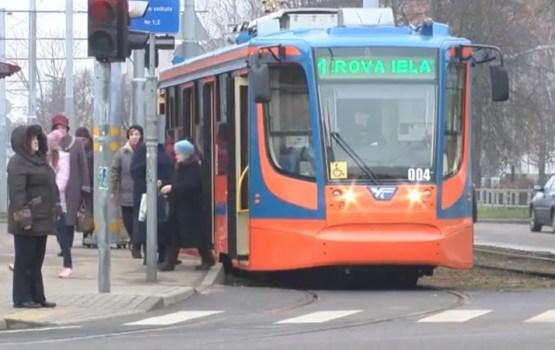 """Uzvarētājs tramvaju piegādei """"Daugavpils satiksme"""" kļūs zināms decembrī (VIDEO)"""