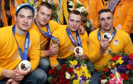 SOK arī Zubkovam atņem Sočos izcīnīto zeltu
