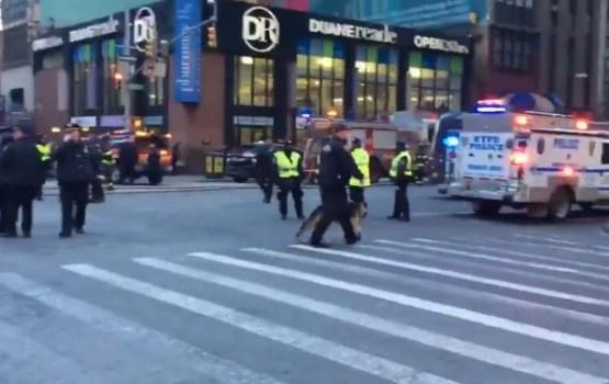 ASV lielākajā autoostā Ņujorkā sprādzienā ievainoti četri, arī aizdomās turētais