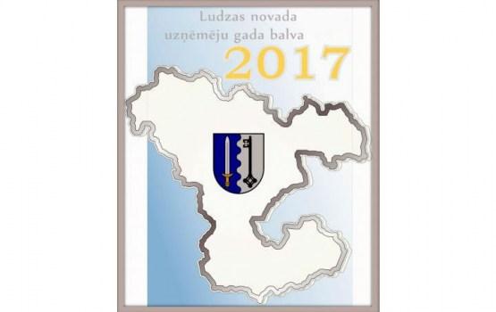 """Konkurss """"Ludzas novada uzņēmēju gada balva 2017"""""""