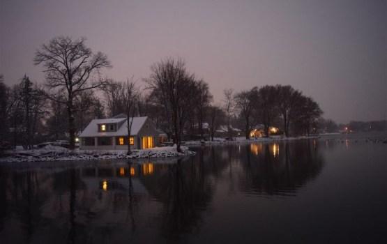 Otrdienas rīts apmācies, vietām nedaudz līst un snieg