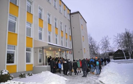 Noslēgusies Ludzas pilsētas ģimnāzijas ēkas pārbūve