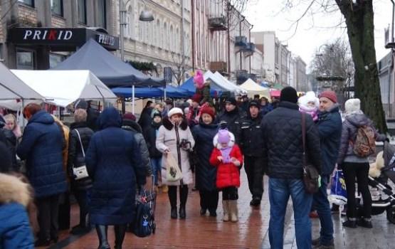 20. janvārī Rīgas ielā būs tirdziņš
