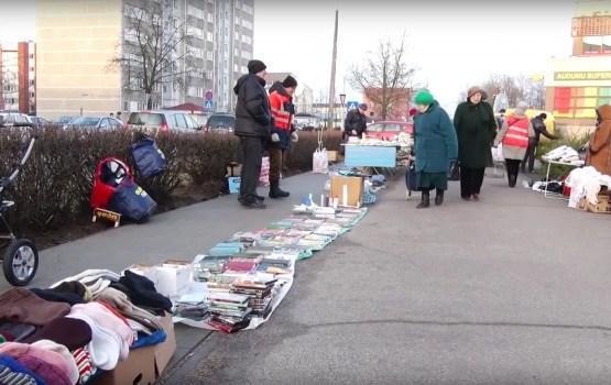 Palielinās tirdzniecības vietu skaitu Valkas ielā