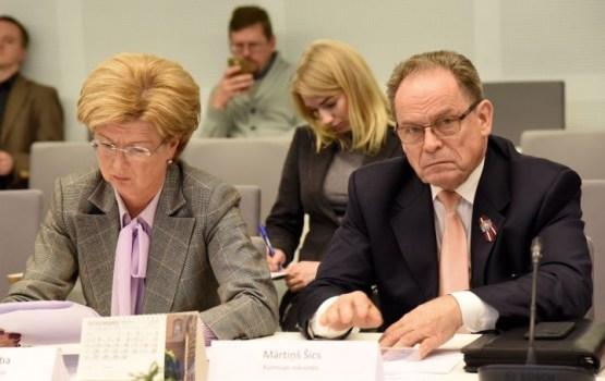 Atkārtoti lūdz publiskot 'oligarhu lietas' izmeklēšanas komisijas 4. janvāra sēdes protokolu