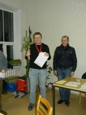 Daugava Chess Ziemas kausā uzvar Jevgēņijs un Vladimirs Svešņikovi