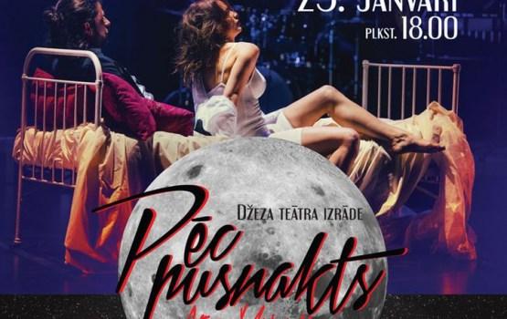 """Džeza teātra izrāde """"PĒC PUSNAKTS / After Midnight"""""""