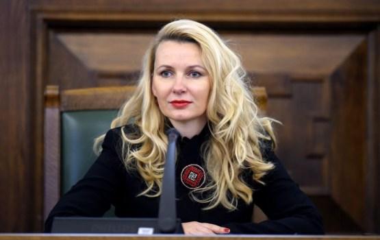 Saeimas Nacionālās drošības komisiju vadīs Lībiņa-Egnere