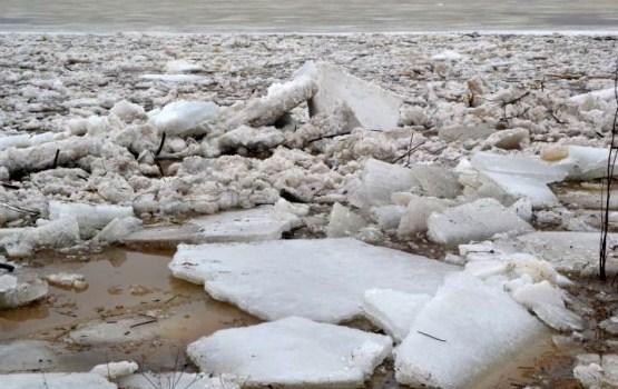 Daugavā pie Jēkabpils ūdens līmenis divās dienās kāpis par vairāk nekā diviem metriem