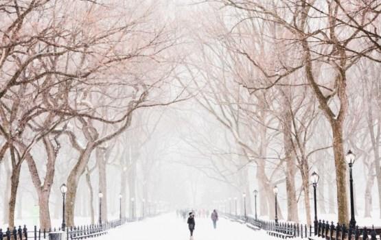 Tuvākajās dienās daudz līs un snigs