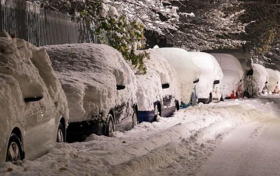 Sniegs pārklājis visu Latgali un Sēliju, kā arī daļu Vidzemes