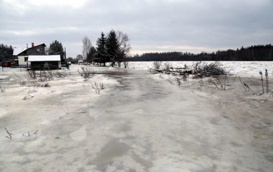 Svētdien Jēkabpils novadā no applūstošās teritorijas evakuēti trīs cilvēki un divi kaķi