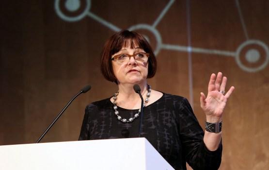 """""""RB Rail"""" Lietuvas un Igaunijas akcionāri izteikuši neuzticību valdes priekšsēdētājai Rubesai"""