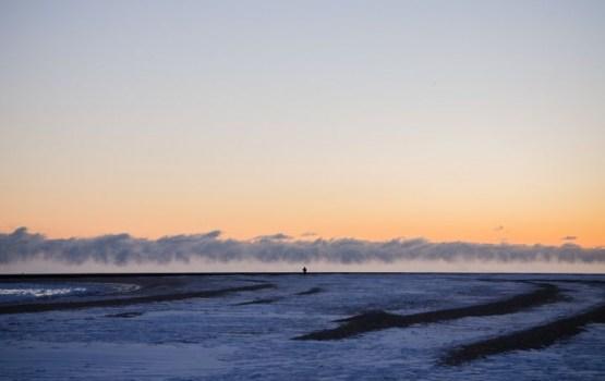 Ceturtdienas rītā valda sals līdz -17 grādiem