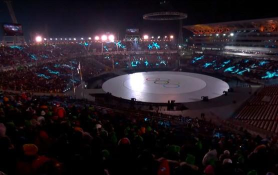 Phjončhanā atklātas Ziemas olimpiskās spēles