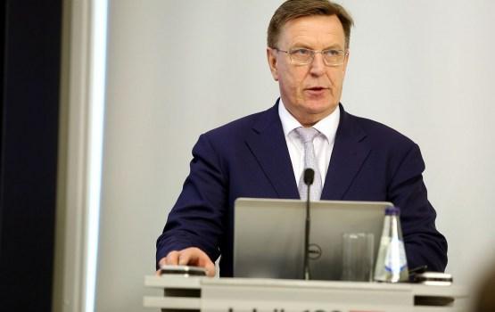 Kučinskis: Valdība vēlas vidējā termiņā ik gadu nodrošināt 5% IKP pieaugumu
