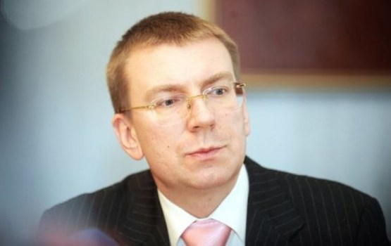Rinkēvičs: Latvija ir ieinteresēta, lai ASV saglabā nepārtrauktu militāro klātbūtni Baltijas valstīs un Polijā