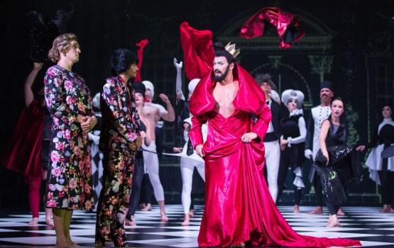 Daugavpils teātrī akcija par godu Starptautiskajai teātra dienai