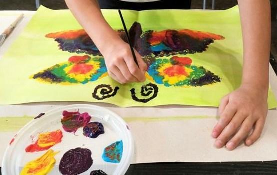 Lieldienu gleznošanas darbnīcas bērniem