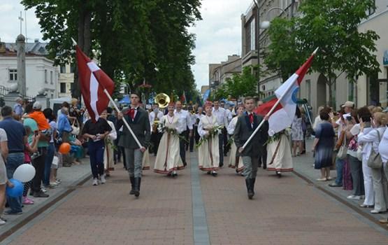 Izsludināta pieteikšanās dalībai Daugavpils pilsētas svētkos!