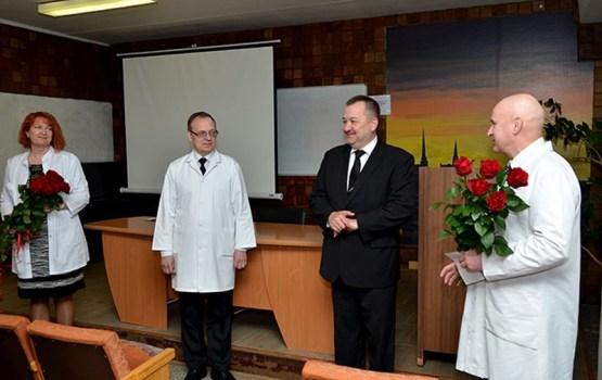 Goda daugavpilieti Anatoliju Turonoku sveica 60 gadu jubilejā