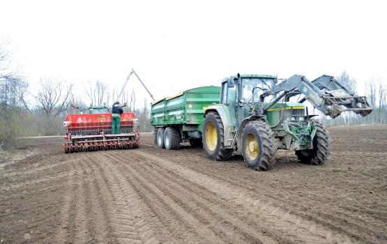 Latvijas lauku saimniecību produktivitāte ir viena no zemākajām ES