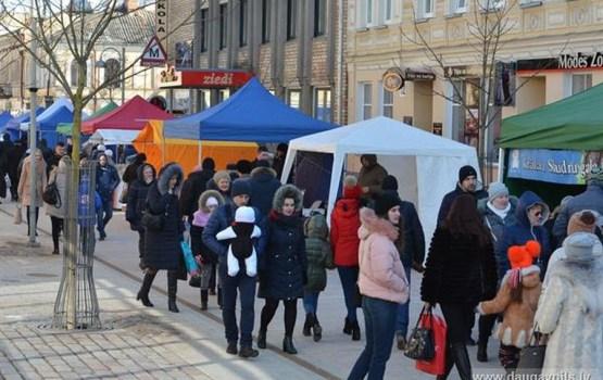 Rīgas ielas tirdziņš 21. aprīlī