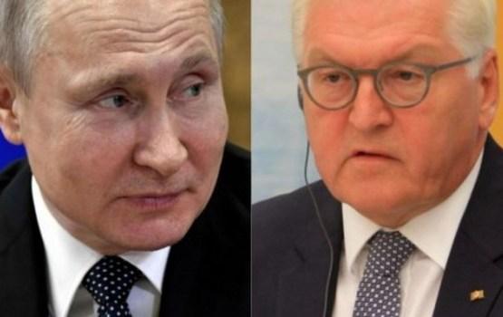 Vācijas prezidents nobažījies par Rietumvalstu un Krievijas attiecību pasliktināšanos
