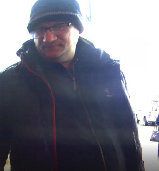 Policija lūdz atpazīt attēlā redzamo vīrieti
