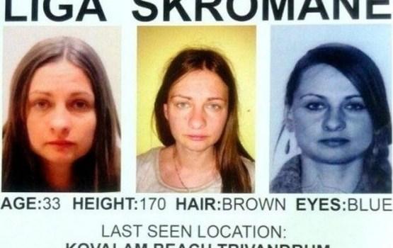 Divi cilvēki atzinušies Indijā nožņaugtās Latvijas pilsones slepkavībā