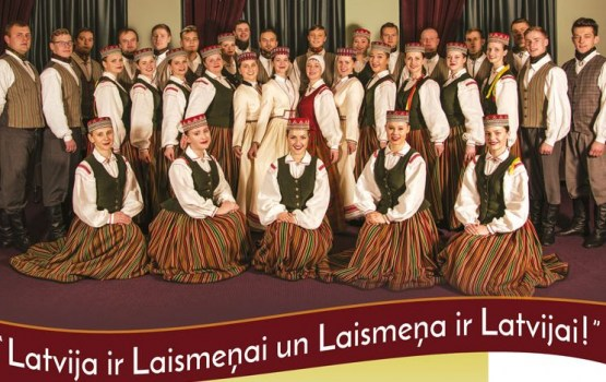 """""""Latvija ir Laismeņai un Laismeņa ir Latvijai!"""""""